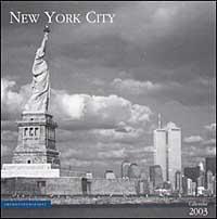 New York City. Calendario 2003