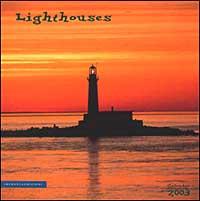 Lighthouses. Calendario 2003.