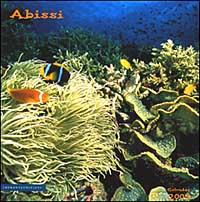 Abissi. Calendario 2003.