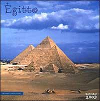 Egitto. Calendario 2003.