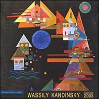 Wassily Kandinsky. Calendario 2003.