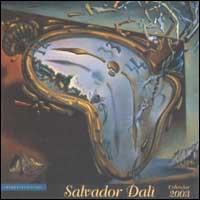 Salvador Dalì. Calendario 2003.