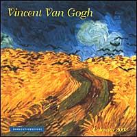 Vincent Van Gogh. Calendario 2003 spirale.