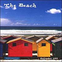 Beach. Calendario 2003 spirale.