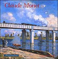 Claude Monet. Calendario 2003 spirale.
