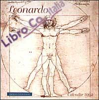 Leonardo. Calendario 2003 spirale
