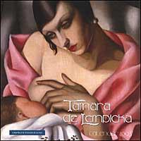Tamara de Lempicka. Calendario 2003 spirale.