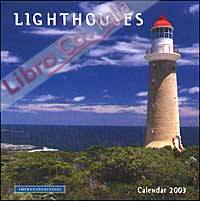 Lighthouses. Calendario 2003 spirale