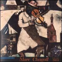 Marc Chagall. Calendario 2003.