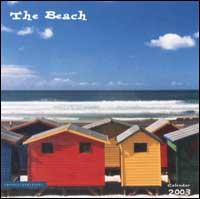 The beach. Calendario 2003.