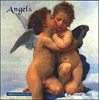 Angels. Calendario 2003 spirale.