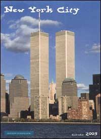 New York City. Calendario 2003.