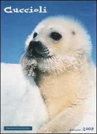 Cuccioli. Calendario 2003