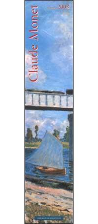 Claude Monet. Calendario 2003 lungo.