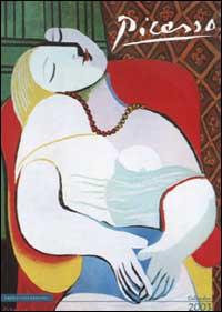 Picasso. Calendario 2003 grande