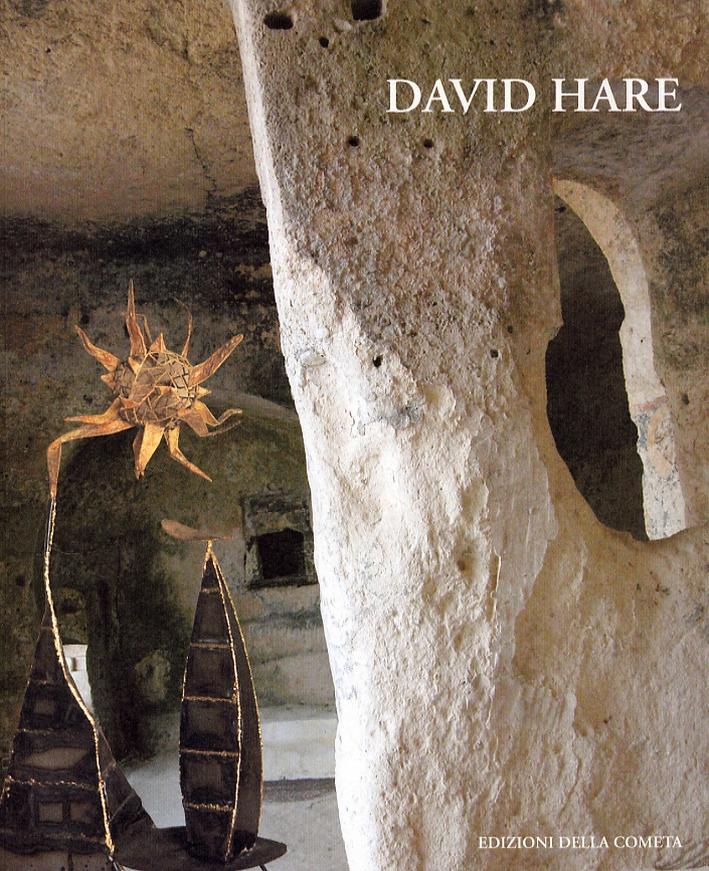 David Hare. Opere dal 1940 al 1992.