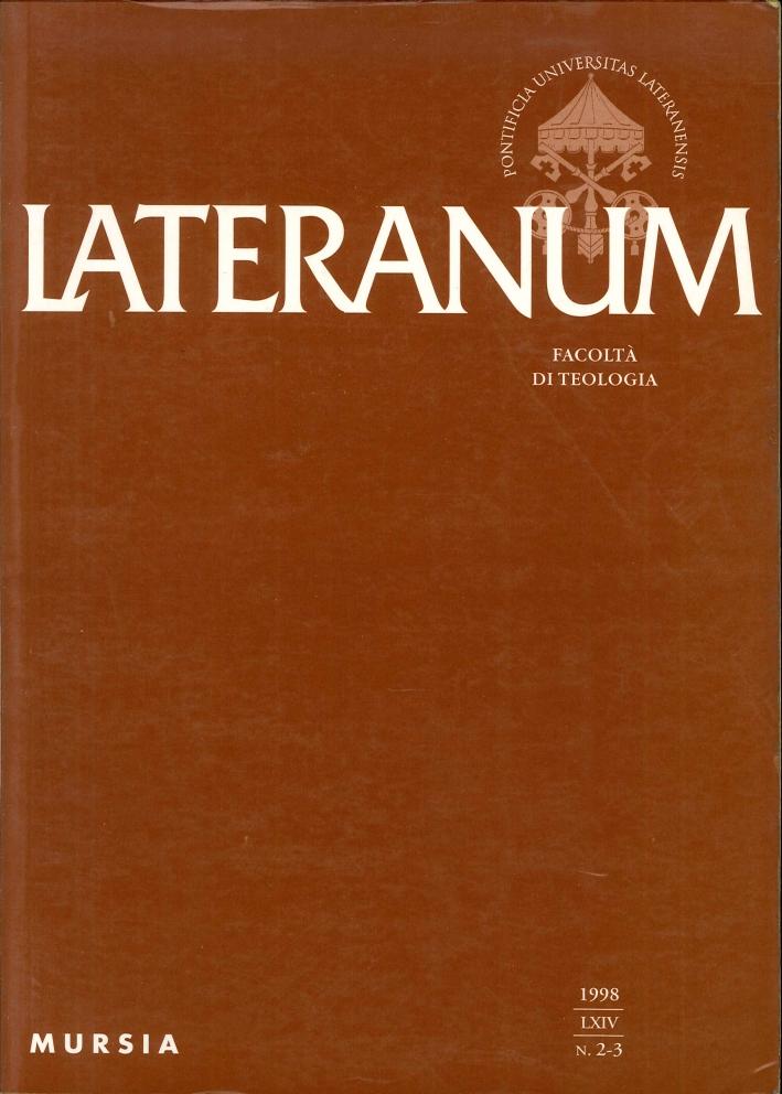 Lateranum (1998) (2-3)