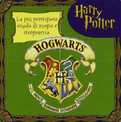 Hogwarts. Libro cubo