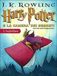 Harry Potter e la camera dei segreti letto da Giorgio Scaramuzzino. Audiolibro. Vol. 2