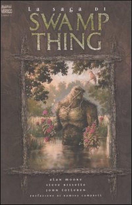 Swamp Thing. La saga di Swamp Thing. Vol. 1.
