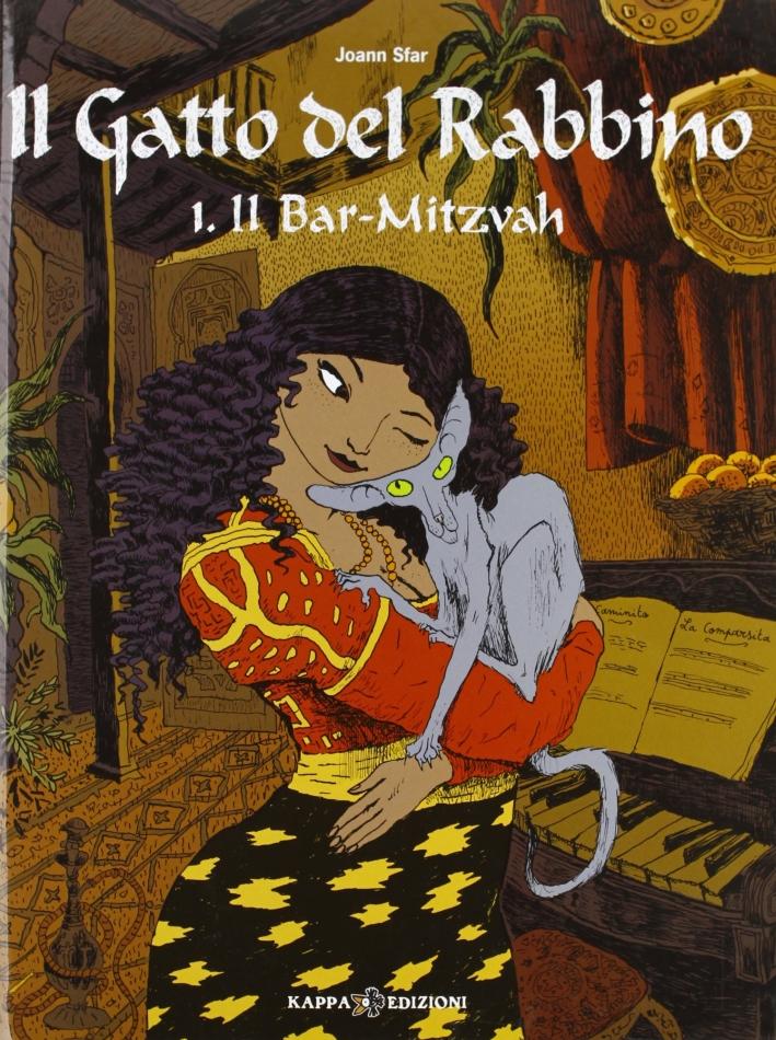 Il bar Mitzvah. Il gatto del rabbino. Vol. 1