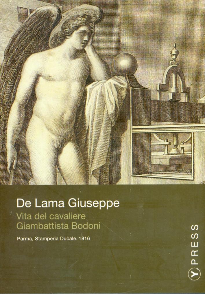Vita del cavaliere Giambattista Bodoni. CD-ROM