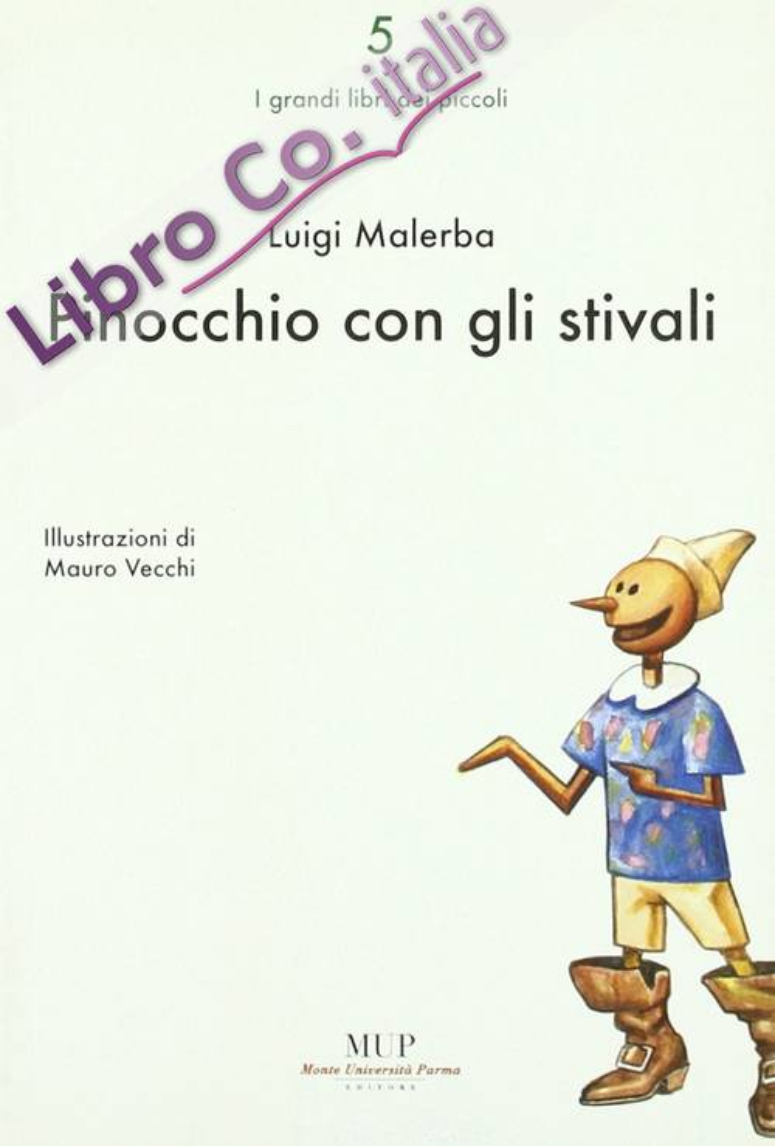 Pinocchio con gli stivali