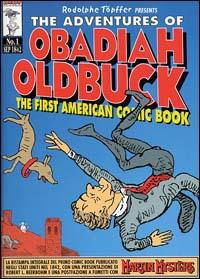 Le Avventure di Obadiah Oldbuck. Il Primo Albo a Fumetti Mai Stampato