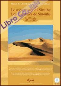 Le avventure di Sinuhe. [Edizione Italiana]. e francese. Con CD-ROM