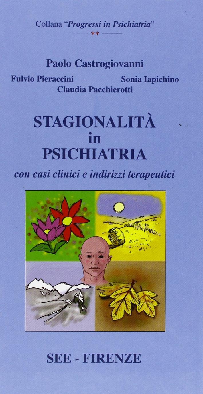 Stagionalità in psichiatria.