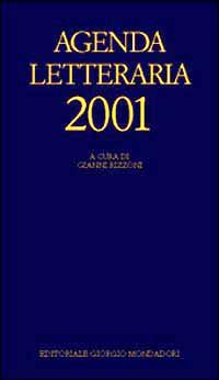 Agenda letteraria 2001