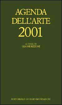 Agenda dell'arte 2001