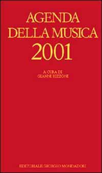 Agenda della musica 2001