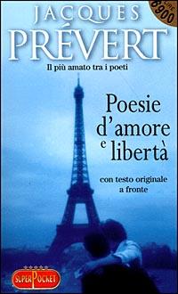 Poesie d'amore e libertà.