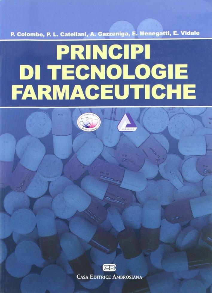 Principi di tecnologie farmaceutiche