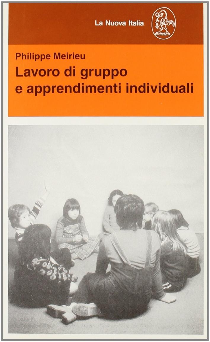 Lavoro di gruppo e apprendimenti individuali