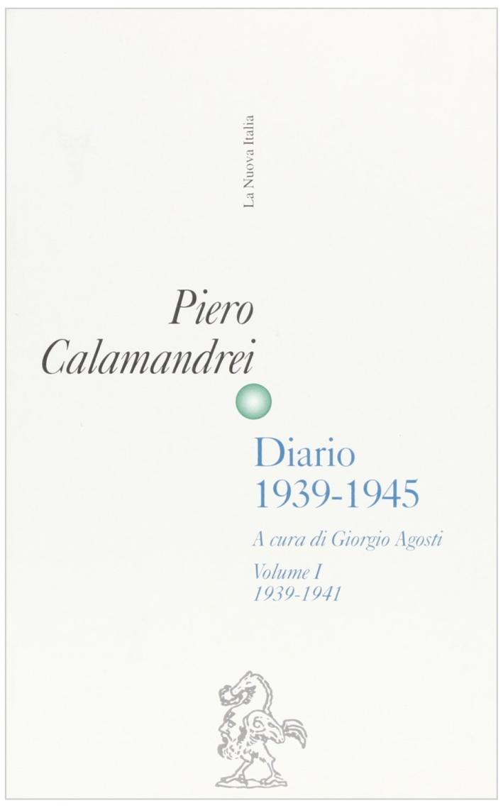 Diario (1939-1945). Vol. 1: 1939-1941.