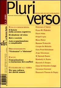 Pluriverso. Biblioteca delle idee per la civiltà planetaria (2-2000)