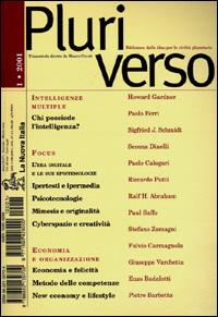 Pluriverso. Biblioteca delle idee per la civiltà planetaria (1-2001).