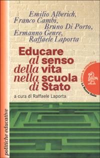 Educare al senso della vita nella scuola di Stato