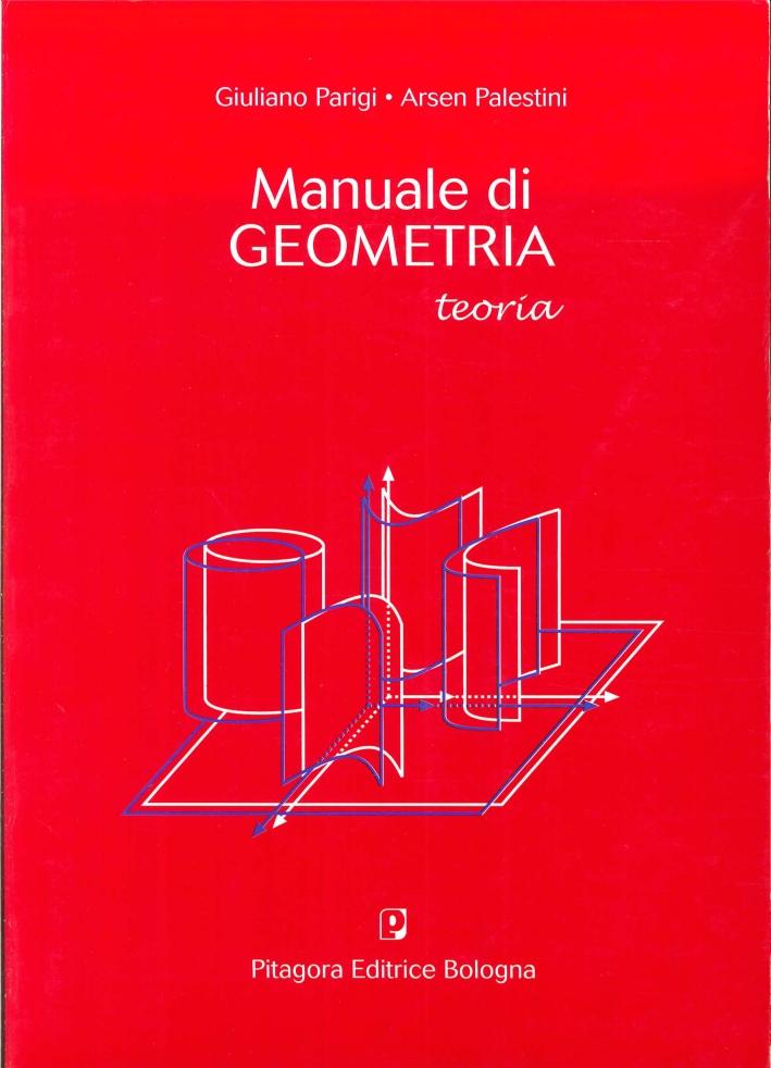 Manuale di geometria. Teoria.