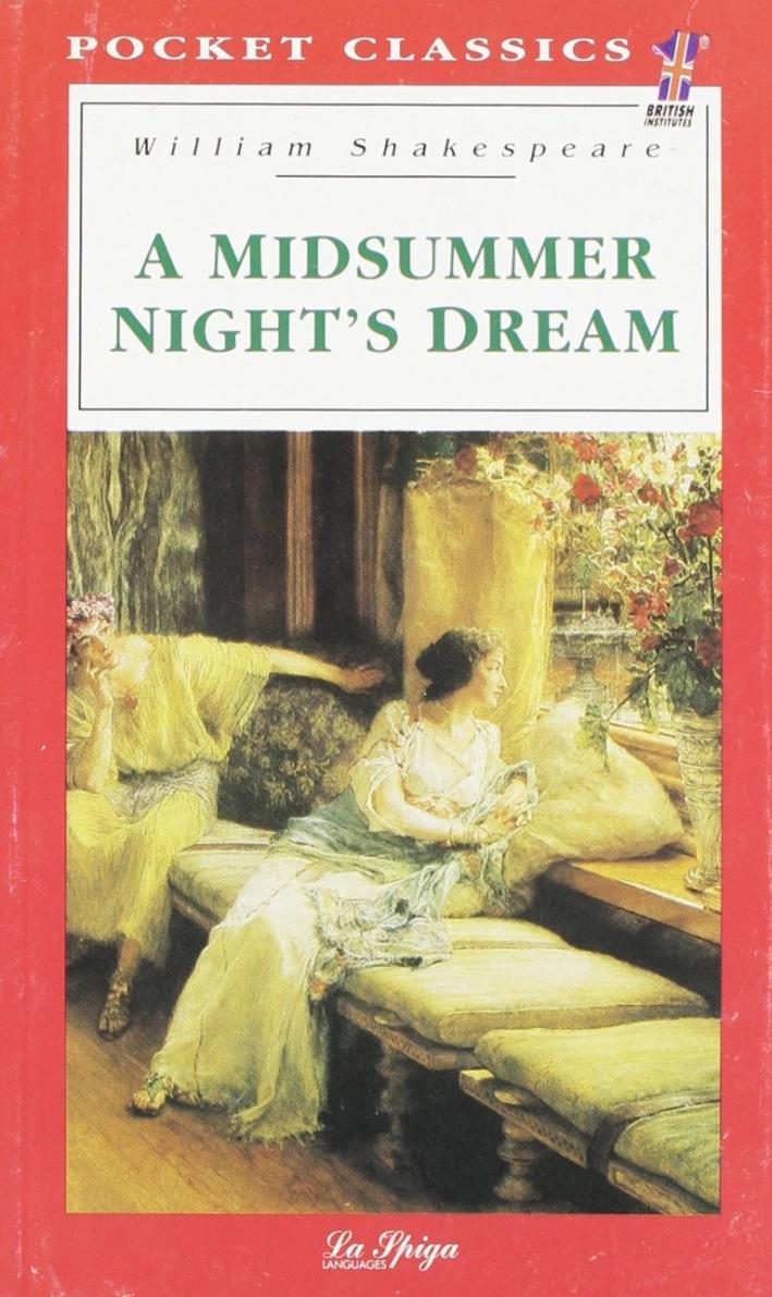 A Midsummer night's dream. Con Audiolibro