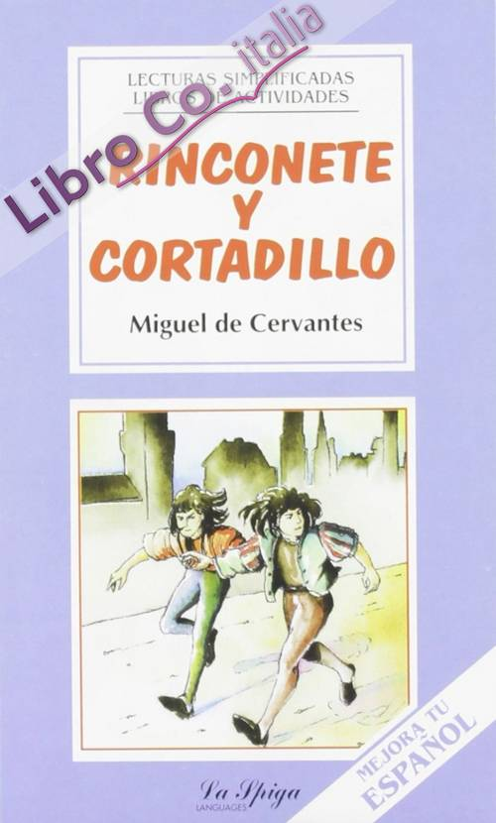 Rinconete y Cortadillo.