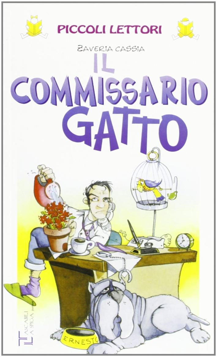 Il commissario Gatto.