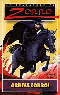 Arriva Zorro!