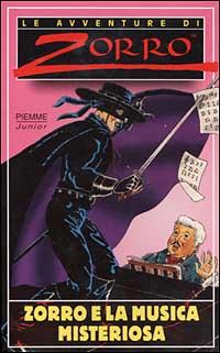 Zorro e la musica misteriosa