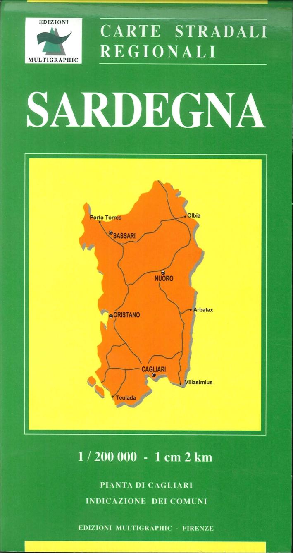 Sardegna. 413. 1:200.000