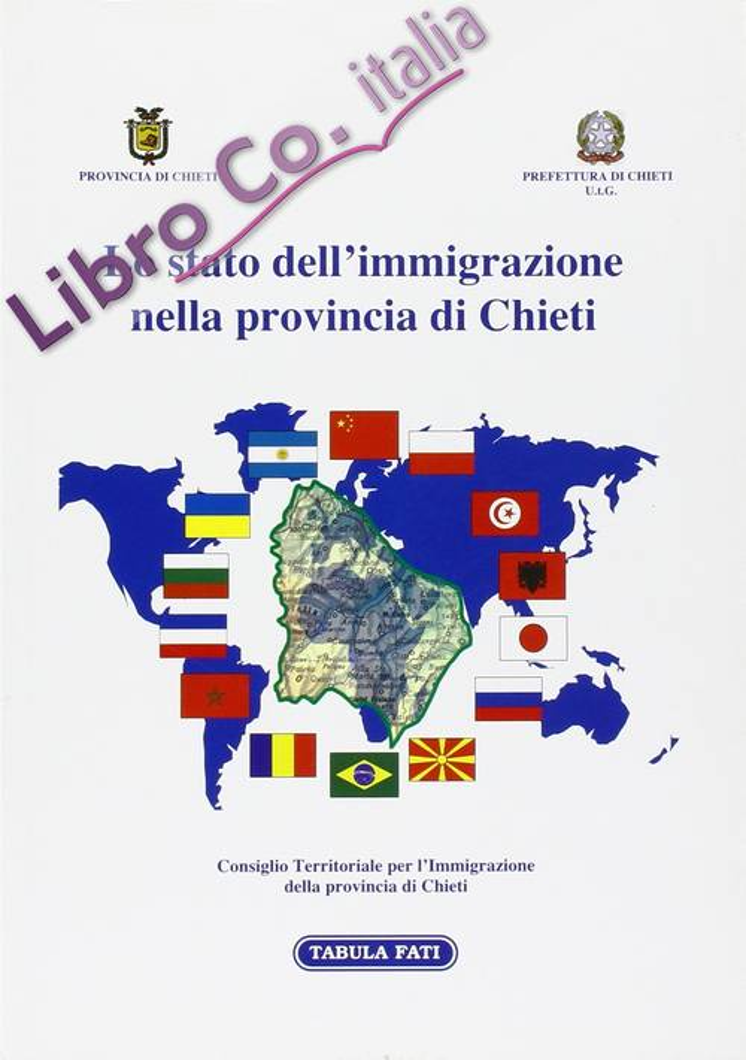 Lo stato dell'immigrazione nella provincia di Chieti