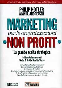 Marketing per le organizzazioni non profit