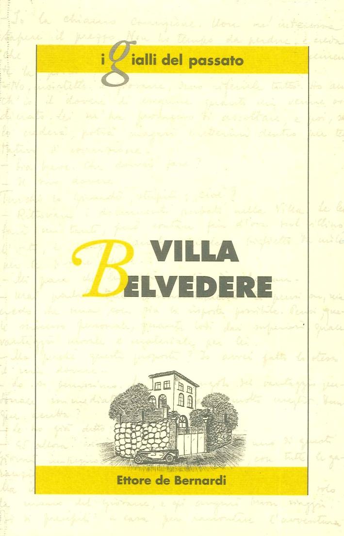 Villa Belvedere.